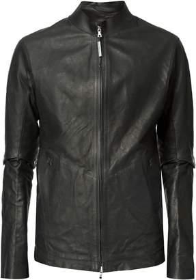 Isaac Sellam Experience band collar jacket