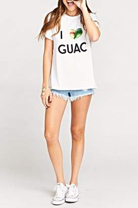 Show Me Your Mumu Oliver Guac Tee