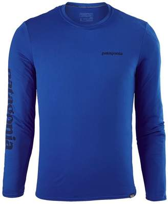Patagonia Men's Capilene® Daily Long-Sleeved Graphic T-Shirt