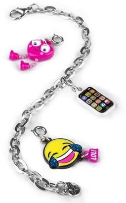 High Intencity CHARM IT!(R) Emoji Charm Bracelet Gift Set