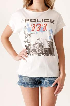 Junk Food Clothing The Police Tee