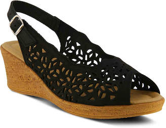 Spring Step Imposing Wedge Sandal - Women's