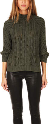 3.1 Phillip Lim Cable Pullover Sweater