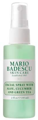 Mario Badescu Facial Spray with Aloe, Cucumber & Green Tea - 2.0 fl oz. - Travel Size