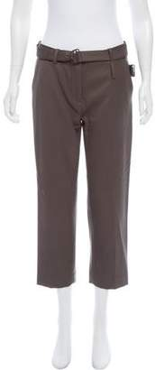 3.1 Phillip Lim Mid-Rise Straight-Leg Pants
