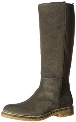 Tommy Jeans Hilfiger Denim Women's H1385azel 2b Boots, (Steel Grey)