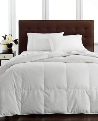Hotel Collection Closeout! Light Weight Siberian White Down Twin Comforter, Hypoallergenic UltraClean Down, Created for Macy's Bedding