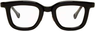 Native Sons Black Winfield Glasses