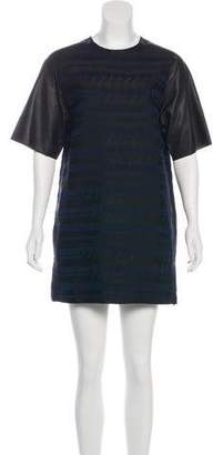 3.1 Phillip Lim Wool-Blend Mini Dress