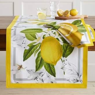 Williams-Sonoma Williams Sonoma Meyer Lemon Table Runner