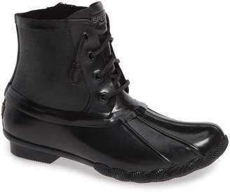 Sperry Flooded Rubber Saltwater Bootie