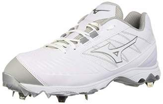0353c8717b35 Mizuno Women's 9-Spike Advanced Sweep 4 Low Metal Softball Cleat Shoe
