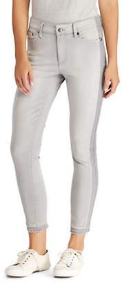 Lauren Ralph Lauren Petite Premier Skinny-Crop Five-Pocket Jeans