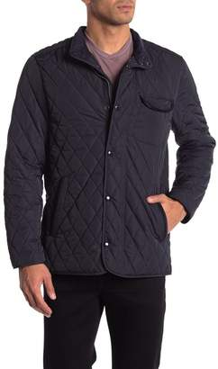 7 Diamonds Verte Quilted Puffer Jacket
