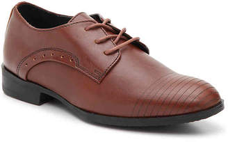 Kenneth Cole New York Straight Line Toddler & Youth Oxford - Boy's