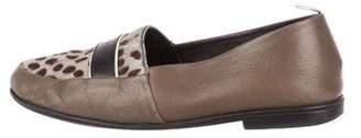 NewbarK Anna Leather Loafers