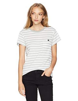Fox Junior's Striped Out Thermal Short Sleeve Crew T-Shirt