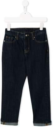 John Richmond Junior back print jeans