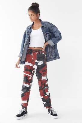 Urban Renewal Vintage Colorful Camo Pant