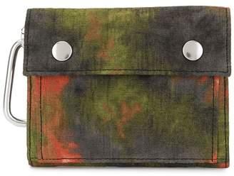 Ports V dye detail wallet