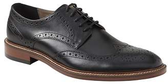 Banana Republic Hadley Italian Leather Brogue Oxford