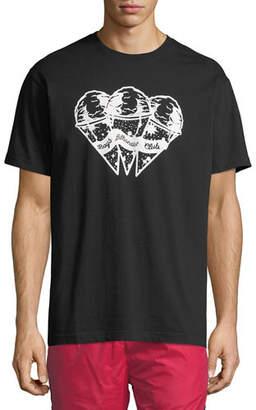 Billionaire Boys Club Men's Space Cones Graphic T-Shirt