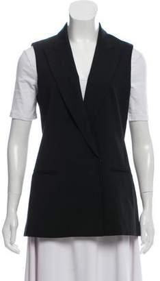 Theory Longline Wool Vest