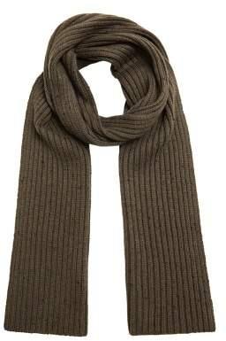 Mango Man MANGO MAN Flecked knit scarf