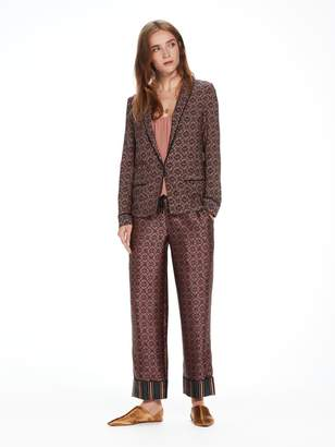 Scotch & Soda Draped Pyjama Blazer