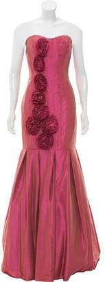 Jovani Strapless Evening Dress w/ Tags