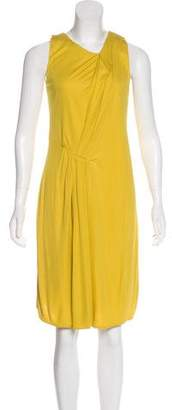 Akris Punto Sleeveless Asymmetrical Dress w/ Tags