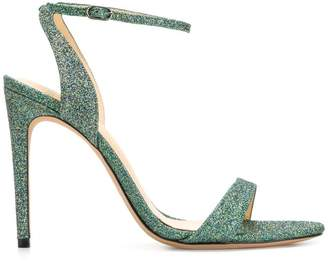 Alexandre Birman glitter high heel sandals