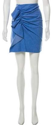 Designers Remix Charlotte Eskildsen Ruffle-Accented Mini Skirt w/ Tags