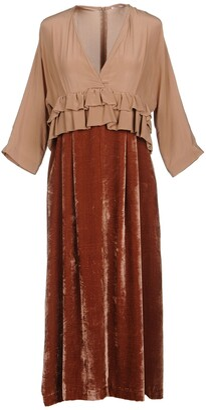 Laviniaturra MAISON 3/4 length dresses - Item 34842247IA