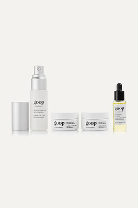Goop Discovery Set - Colorless