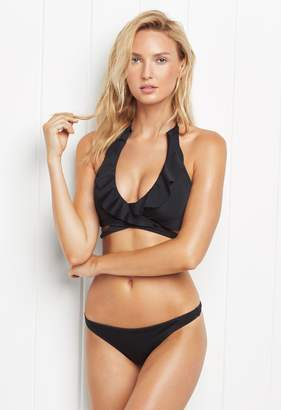 Milly Cabana MillyMilly Ruffle Wrap Bikini Top