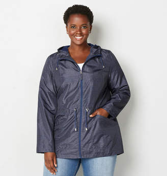 Avenue Lightweight Anorak Raincoat