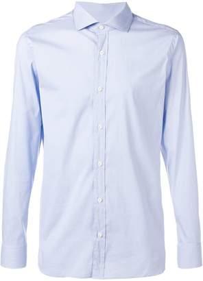 Ermenegildo Zegna slim-fit stretch shirt