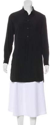 Roseanna Silk Long Sleeve Top