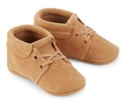Freshly Picked Baby's Lace-Up Leather Oxfords