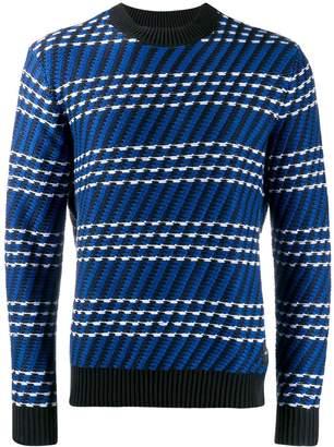 Calvin Klein Jeans striped jumper