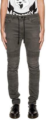 Diesel Gray Bakari Denim Jeans