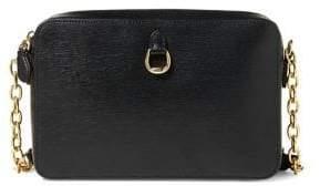 Lauren Ralph Lauren Medium Leather Crossbody Camera Bag