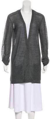 Balenciaga Elongated Knit Cardigan