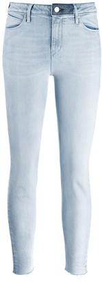 RtA mid rise skinny jeans