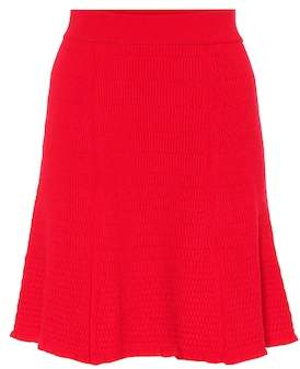Kenzo (ケンゾー) - Kenzo Knitted miniskirt