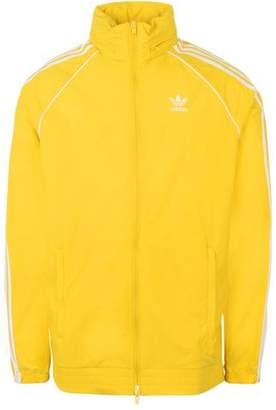 5cfce27e0 Yellow Adidas Jacket - ShopStyle UK