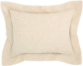 """Neiman Marcus Annie Selke Luxe Firenze Pillow, 15"""" x 35"""""""