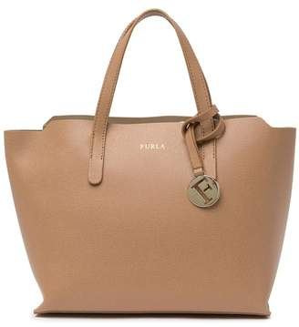 Furla Sally Small Leather Tote