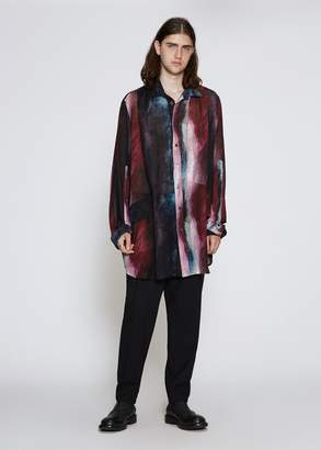 Ann Demeulemeester Pina Multi Color Shirt
